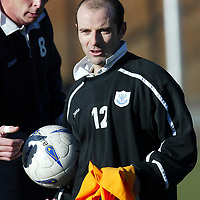 St Johnstone Training..31.10.03<br />