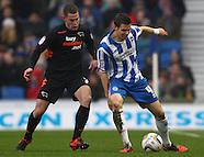 Brighton and Hove Albion v Derby County 120113