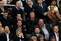 Photo: Jed Wee/Sportsbeat Images.<br /> Newcastle United v Aston Villa. The FA Barclays Premiership. 18/08/2007.<br /> <br /> England manager Steve McClaren (C) watches the game.