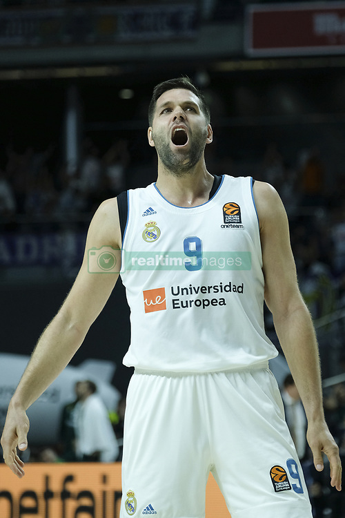 112275bc217 April 27, 2018 - Madrid, Spain - FELIPE REYES of Real Madrid during the.