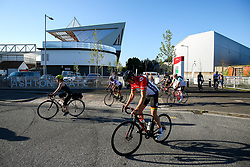 Gold Route departs from Ashton Gate on the Break the Cycle 2017 Charity Bike Ride - Rogan Thomson/JMP - 18/06/2017 - SPORT - Ashton Gate Stadium - Bristol, England.