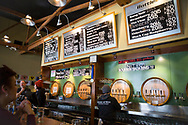 Cascade Brewings krog The Barrel House i Portland, Oregon. <br /> Foto: Christina Sj&ouml;gren