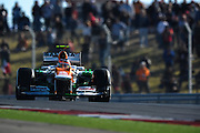 Nov 15-18, 2012: Nico HULKENBERG (DEU) SAHARA FORCE INDIA F1 Team.© Jamey Price/XPB.cc