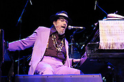 """Grammy-winning American singer Dr John has died at the age of 77 after suffering a heart attack 7th June 2019 <br /> <br /> The New Orleans-born musician died on Thursday, according to a message posted on his official Twitter account.<br /> <br /> The Rock and Roll Hall of Fame singer combined the genres of blues, pop, jazz, boogie woogie and rock and roll.<br /> <br /> A statement said: """"Towards the break of day June 6, iconic music legend Malcolm John Rebennack, Jr, known as Dr John, passed away of a heart attack.""""<br /> <br /> The musician """"created a unique blend of music which carried his hometown, New Orleans, at its heart, as it was always in his heart,"""" it continued.<br /> <br /> """"The family thanks all whom shared his unique musical journey & requests privacy at this time. Memorial arrangements will be announced in due course.<br /> Pictured performing at Indigo 2, 02 Arena, London, Great Britain on 3rd August 2007 <br /> Photograph by Elliott Franks"""