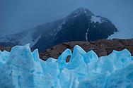 South America,Patagonia, Chile, Torres del Paine, Lago Grey, UNESCO, World Heritage, Grey glacier ice