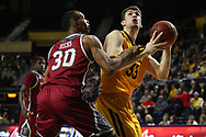 November 22, 2017 - Johnson City, Tennessee - Freedom Hall: ETSU forward Mladen Armus (33)<br /> <br /> Image Credit: Dakota Hamilton/ETSU