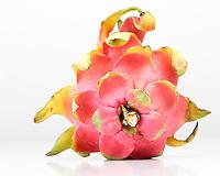Close up of dragon fruit