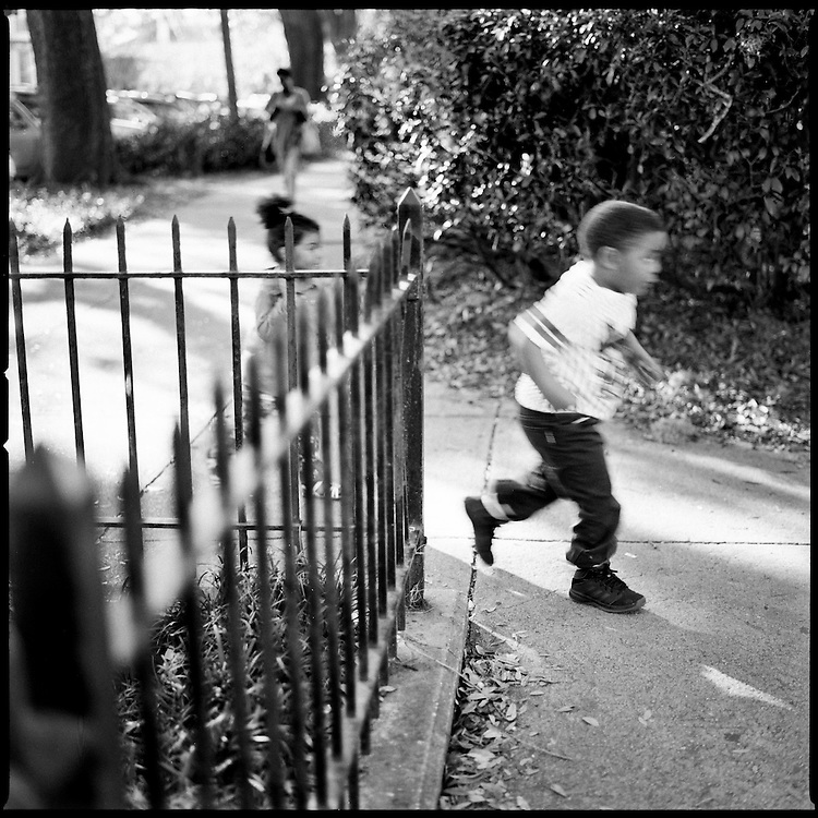 Runaway Kids - Savannah Georgia