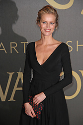 Eva Herzigova, The British Fashion Awards 2014, The London Coliseum, London UK, 01 December 2014, Photo By Brett D. Cove © Licensed to London News Pictures. 02/12/2014. Brett D Cove/PIQ/LNP