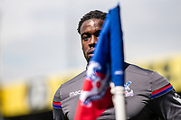 LONDON, ENGLAND - MAY 13: Jeffrey Schlupp (15) of Crystal Palace during the Premier League match between Crystal Palace and West Bromwich Albion at Selhurst Park on May 13, 2018 in London, England. MB Media