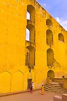 Jantar Mantar (astronomical observatory), Jaipur, Rajasthan, India