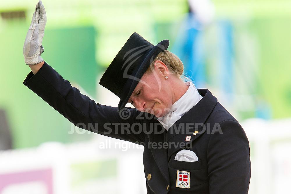 Nathalie Zu Sayn Wittgenstein, (DEN), Digby - Grand Prix Team Competition Dressage - Alltech FEI World Equestrian Games&trade; 2014 - Normandy, France.<br /> &copy; Hippo Foto Team - Leanjo de Koster<br /> 25/06/14