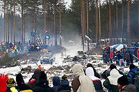 09	Volkswagen Motorsport II, Mikkelsen Andreas, Jaeger Synnevag Anders, Volkswagen, Polo R Wrc, Action during the 2016 WRC World Rally Car Championship, Sweden rally from February  12 to 14, at Hagfors - Photo Francois Baudin / DPPI