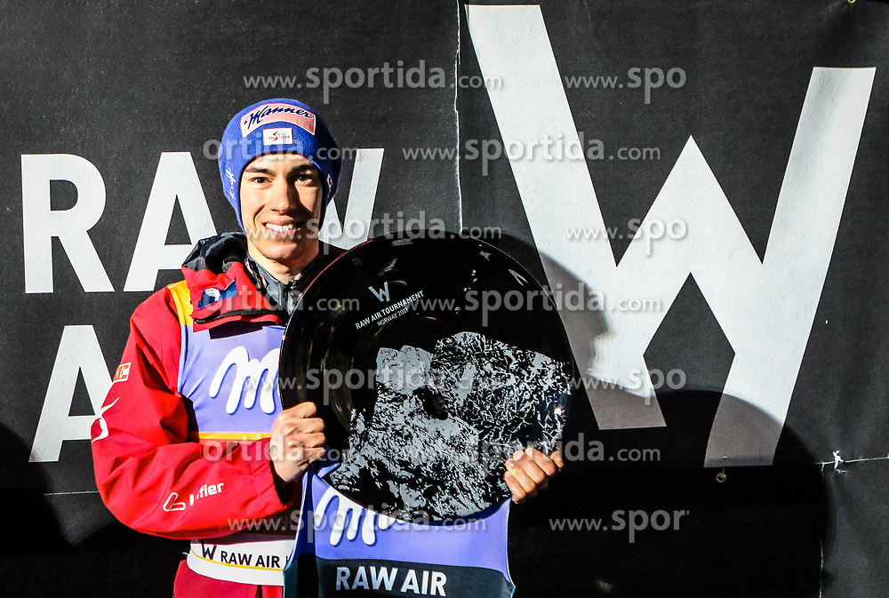 13.03.2017, Lysgards Schanze, Lillehammer, NOR, FIS Weltcup Ski Sprung, Raw Air, Lillehammer, im Bild Stefan Kraft (AUT) // Stefan Kraft of Austria // during the 2nd Stage of the Raw Air Series of FIS Ski Jumping World Cup at the Lysgards Schanze in Lillehammer, Norway on 2017/03/13. EXPA Pictures © 2017, PhotoCredit: EXPA/ Tadeusz Mieczynski