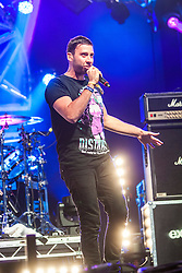 "Example headlines the main stage on Saturday night. Rockness 2013, the annual music festival which took place in Scotland at Clune Farm, Dores, on the banks of Loch Ness, near Inverness in the Scottish Highlands. The festival is known as ""the most beautiful festival in the world"" ."