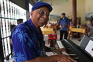 Amaranto Fernandez y su grupo. He would have been a pianist for the Buena vista social club.