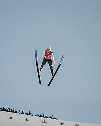 01.01.2015, Olympiaschanze, Garmisch Partenkirchen, GER, FIS Ski Sprung Weltcup, 63. Vierschanzentournee, Bewerb, im Bild Thomas Diethart (AUT) // during Competition Round of 63rd Four Hills Tournament of FIS Ski Jumping World Cup at the Olympiaschanze, Garmisch Partenkirchen, Germany on 2015/01/01. EXPA Pictures © 2015, PhotoCredit: EXPA/ JFK