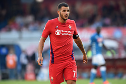 September 15, 2018 - Naples, Naples, Italy - Valentin Eysseric of ACF Fiorentina during the Serie A TIM match between SSC Napoli and ACF Fiorentina at Stadio San Paolo Naples Italy on 15 September 2018. (Credit Image: © Franco Romano/NurPhoto/ZUMA Press)