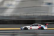 May 4-6, 2017: IMSA Sportscar Showdown at Circuit of the Americas. 19 BMW Team RLL, BMW M6, Bill Auberlen, Alexander Sims