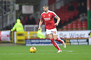 Swindon Town defender Raphael Rossi-Branco during the Sky Bet League 1 match between Swindon Town and Scunthorpe United at the County Ground, Swindon, England on 14 November 2015. Photo by Mark Davies.