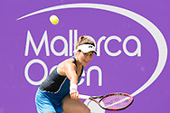 Tatjana Maria (GER) during the Mallorca Open at Country Club Santa Ponsa on June 22, 2018 in Mallorca, Spain. Photo Credit: Katja Boll/EVENTMEDIA.