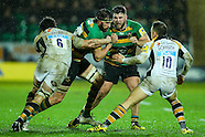 Northampton Saints v Wasps 290116