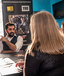 Pictured: Humza Yousaf<br />