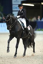 Schneider Dorothee, (GER), Ullrich Equine's St Emilion<br /> Grand Prix Dressage München 2015<br /> © Hippo Foto - Stefan Lafrentz