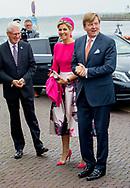 Urk , 29-06-2017 <br /> <br /> <br /> Regional visit to Northeast Flevoland of King WIllem-Alexander and Queen Maxima .<br /> <br /> <br /> COPYRIGHT: ROYALPORTRAITS EUROPE/ BERNARD RUEBSAMEN