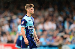 Dominic Gape of Wycombe Wanderers - Mandatory by-line: Dougie Allward/JMP - 21/04/2018 - FOOTBALL - Adam's Park - High Wycombe, England - Wycombe Wanderers v Accrington Stanley - Sky Bet League Two