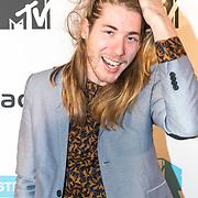 NLD/Amsterdam/20171106 - MTV Pre party 2017, Frank van der Lende
