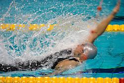 07-12-2008 ZWEMMEN: SWIMCUP: EINDHOVEN<br /> Randall Ball USA op de 100 meter rug<br /> ©2008-WWW.FOTOHOOGENDOORN.NL