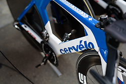 Cervélo Bigla at Thüringen Rundfarht 2016 - Stage 4 a 19km time trial starting and finishing in Zeulenroda Triebes, Germany on 18th July 2016.