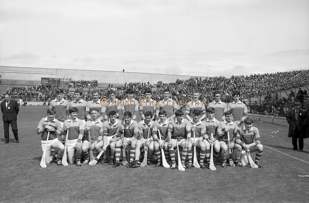 01/09/1968<br /> 09/01/1968<br /> 1 September 1968<br /> All-Ireland Minor Hurling Final: Cork v Wexford at Croke Park, Dublin.<br /> The Wexford team who beat Cork in the All-Ireland Hurling Final.