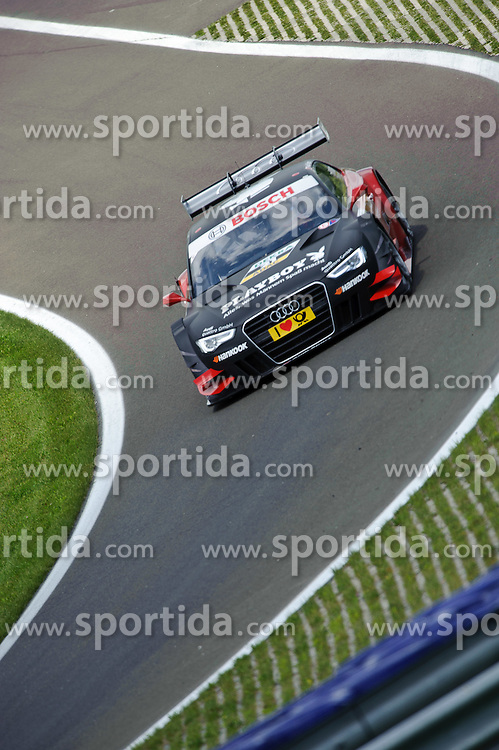 03.06.2012, Red Bull Ring, Spielberg, AUT, DTM Red Bull Ring, Qualifying, im Bild Edoardo Mortara, (ITA, Team Rosberg) // during the DTM training day on the Red Bull Circuit in Spielberg, 2012/06/02, EXPA Pictures © 2012, PhotoCredit: EXPA/ S. Zangrando