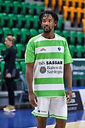 Dyshawn Pierre<br /> Banco di Sardegna Dinamo Sassari - Baxi Manresa<br /> FIBA Basketball Champions League BCL 2019-2020<br /> Sassari, 03/12/2019<br /> Foto L.Canu / Ciamillo-Castoria