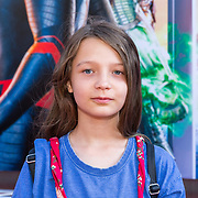 NLD/Amsterdam/20190702 - Filmpremiere Spider-man: Far From Home, Livia Schoemacher