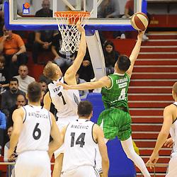 20161016: SRB, Basketball - ABA League 2016/17, KK Partizan Beograd vs KK Union Olimpija Ljubljana