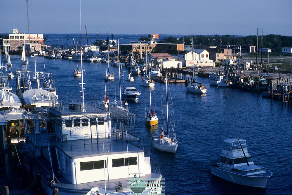 1980 Kemah Seabrook Channel