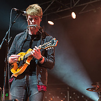 Kodaline in concert at the O2 Academy, Glasgow, Scotland, Britain 9th December 2017