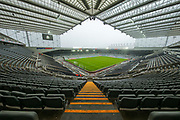 St James' Park ahead of the Premier League match between Newcastle United and Southampton at St. James's Park, Newcastle, England on 10 March 2018. Picture by Craig Doyle.