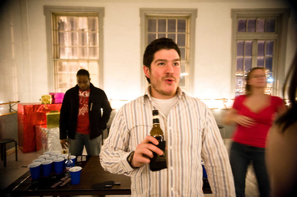 (Wednesday December, 31 2008)..New Years Party at EMC!