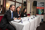 Marcelo Perlman, Partner, Perlman Vidigal mod on panel. Global Investor/ISF presents the Pan-American Securities Finance Forum held on September 26, 2013 at the Renaissance New York Hotel 57. The panel title Pan-American regulatory update spoke about attractive lending opportunities exist in markets beyond the borders of the US, from Canada to Mexico and Brazil, but lenders face additional regulatory challenges. The panel discussed US regulation such as the Fatca as well as initiatives in the wider region that will impact lenders.