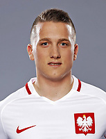 Uefa - World Cup Fifa Russia 2018 Qualifier / <br /> Poland National Team - Preview Set - <br /> Piotr Sebastian Zielinski