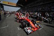 April 15-17, 2016: Chinese Grand Prix, Shanghai, Kimi Raikkonen (FIN), Ferrari