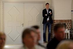 17-05-2014 NED: Nationaal Volleybalcongres, Amersfoort<br /> Met het thema Goud in handen zal het congres het platform voor kansdeling en uitwisseling zijn voor bestuurders / Bas van de Goor