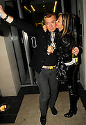 21.10.2005. LONDON<br /> <br /> NATALIE APPLETON AND HUSBAND WITH BOTTLE OF WINE LEAVING NOBU TO GO BACK HOME. THEY WERE SHOUTING ABOUT HOW DRUNK THEY WERE.<br /> <br /> BYLINE: EDBIMAGEARCHIVE.CO.UK<br /> <br /> *THIS IMAGE IS STRICTLY FOR UK NEWSPAPERS AND MAGAZINES ONLY*<br /> *FOR WORLD WIDE SALES AND WEB USE PLEASE CONTACT EDBIMAGEARCHIVE.CO.UK - 0208 954 5968*