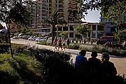Street scene in Vlore