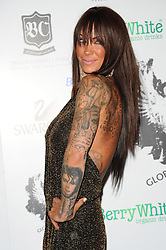 Jodie Marsh at The Global Angel Awards in  London on Friday, 2nd December 2011.Photo by: i-Images