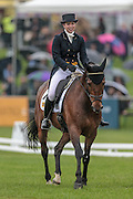 DARGLE LOOKS ridden by Harriet Dickin at Bramham International Horse Trials 2016 at Bramham Park, Bramham, United Kingdom on 10 June 2016. Photo by Mark P Doherty.